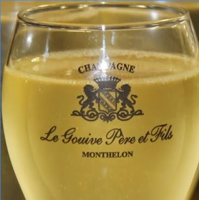 Verre champagne Le Gouive